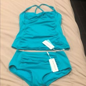 SeaFolly Goddess Swimsuit